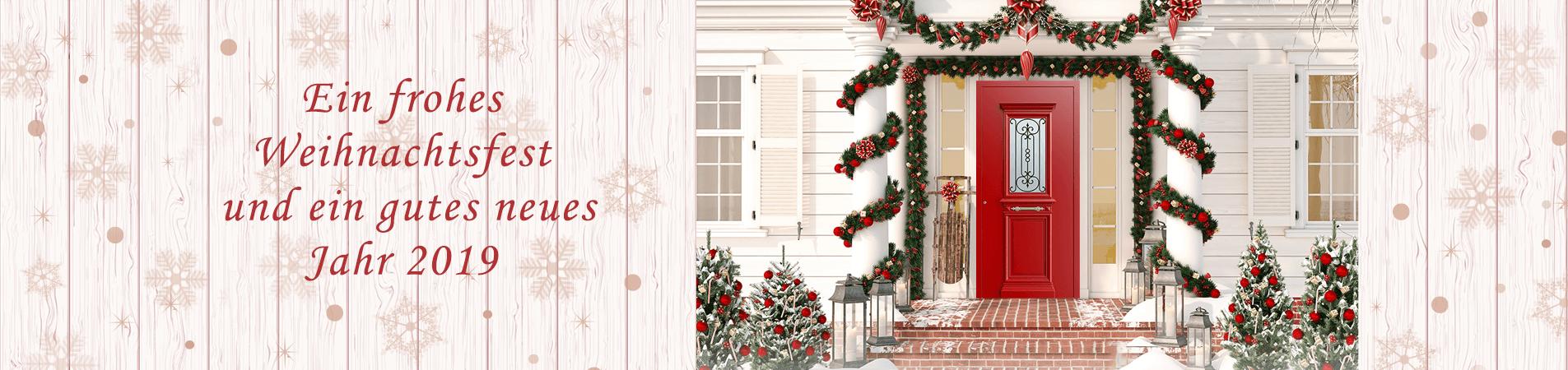 Detural Wuenscht ein frohes Weihnachtsfest